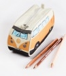 Stiftem�ppchen Etui VW Bus T1 orange